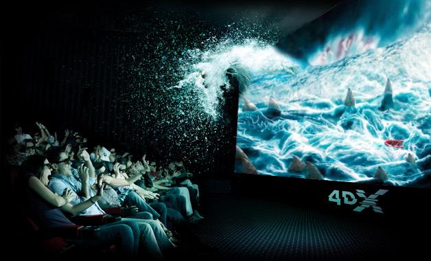 """""""Percy Jackson y el Mar de los Monstruos"""": Experiencia 4D"""