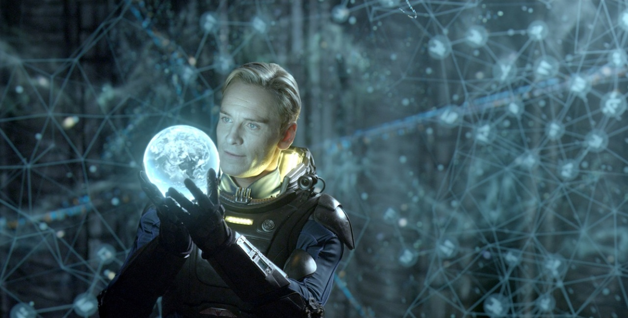 """""""Prometeo"""": El Messi de la ciencia ficción"""