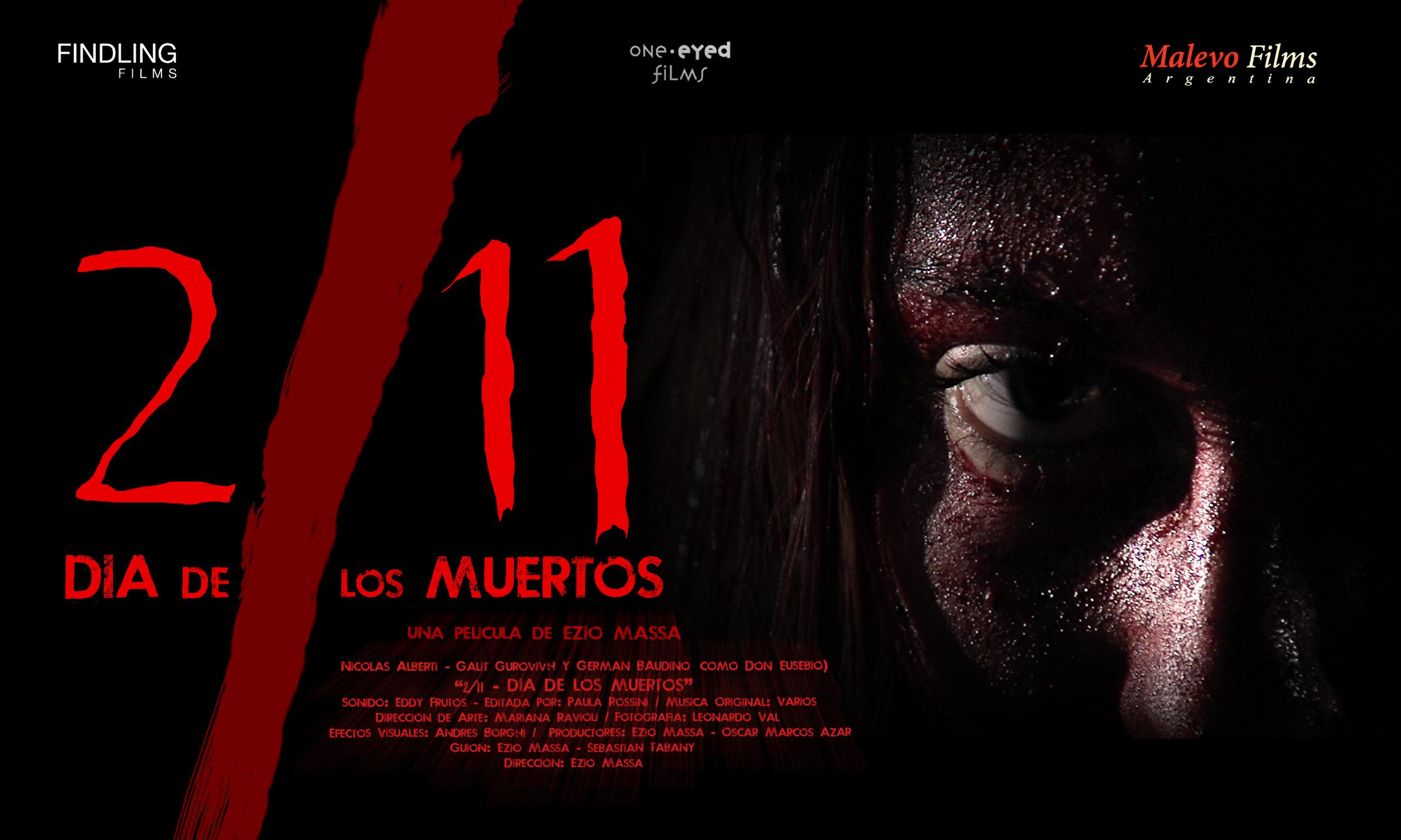 """BARS 14: """"2/11 Día de los muertos"""" de Ezio Massa (2012)"""