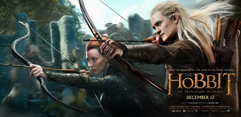 """""""El Hobbit: La Desolación de Smaug"""""""