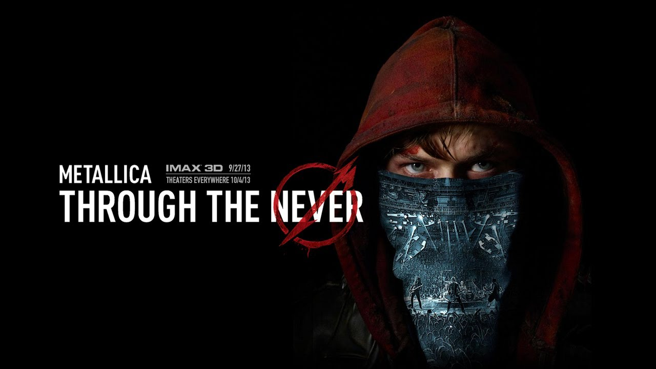 """Metallica: Through the never"": We hunger to be alive"