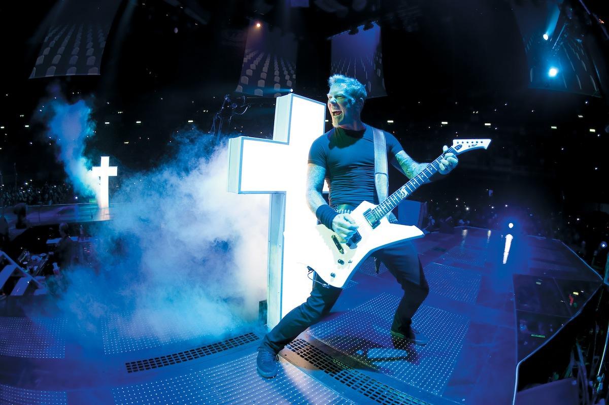 """""""Metallica: Through The Never"""": Un capítulo más"""