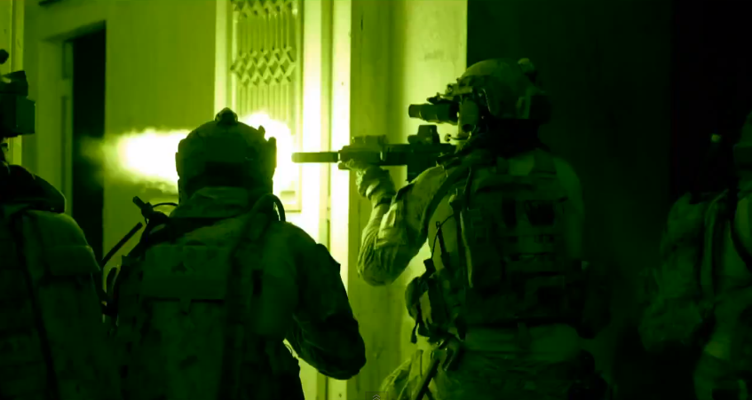Zero Dark Thirty From a Navy SEALs Perspective
