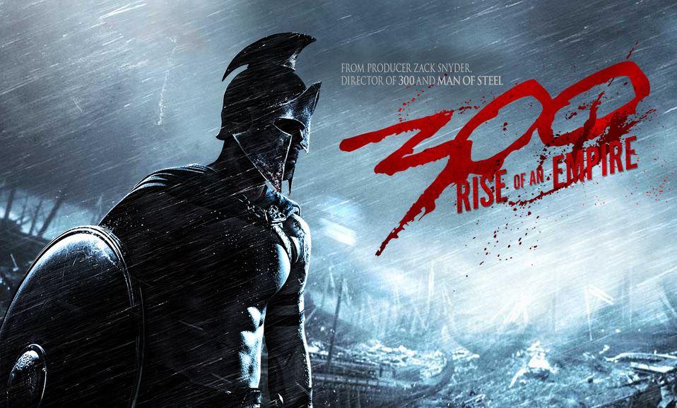 """""""300: El nacimiento de un imperio"""": Nuevos posters"""