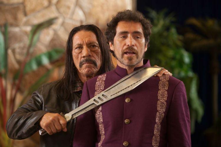"""""""Machete Kills"""": Nos vemos en el espacio, Sr Machete"""