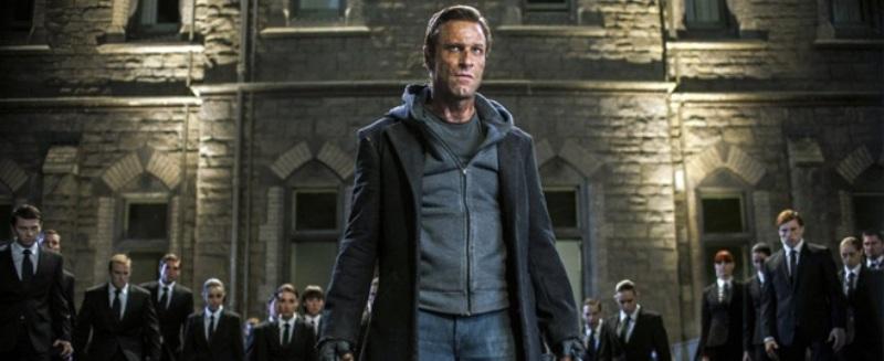"""Yo, Frankenstein"": Adam y guerra"