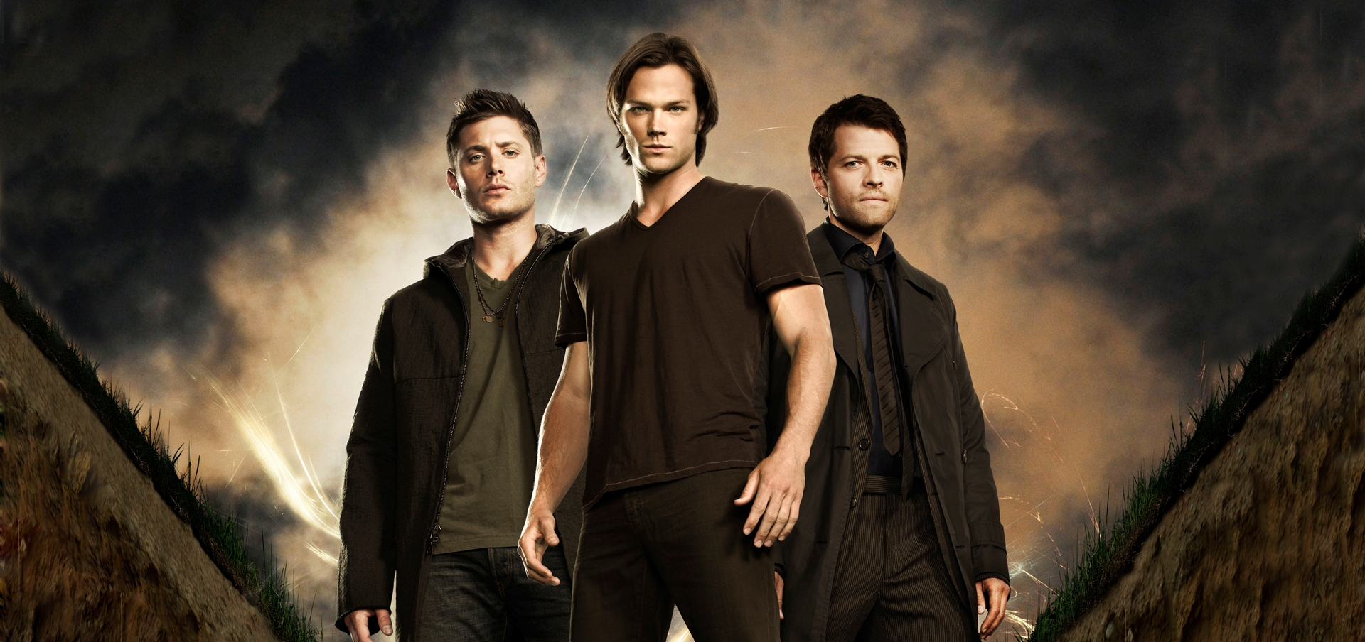 Spin-Off: Supernatural Tribes