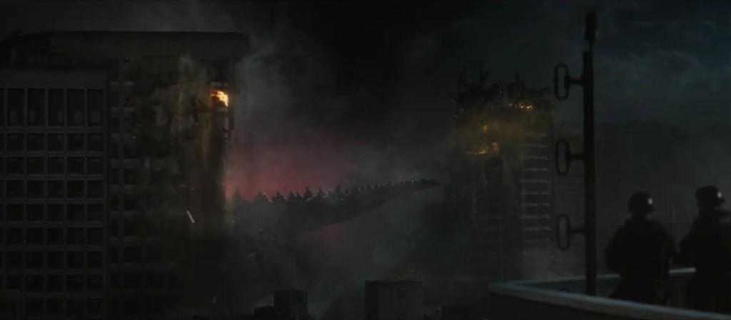 Following Godzilla