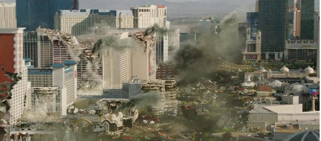 Vegas Aftermath