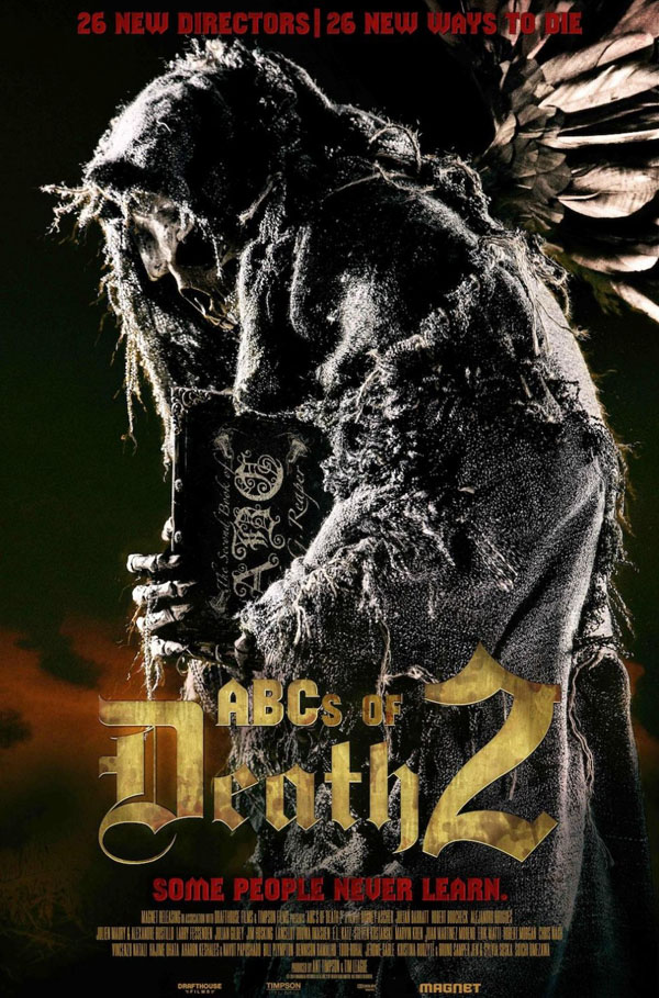 Abcs Of Death 2poster