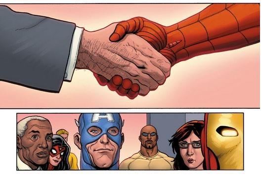 Spiderman Marvel 2