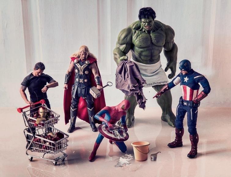 Spiderman Marvel 5