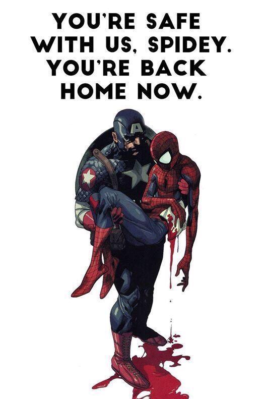 Spiderman Marvel 7