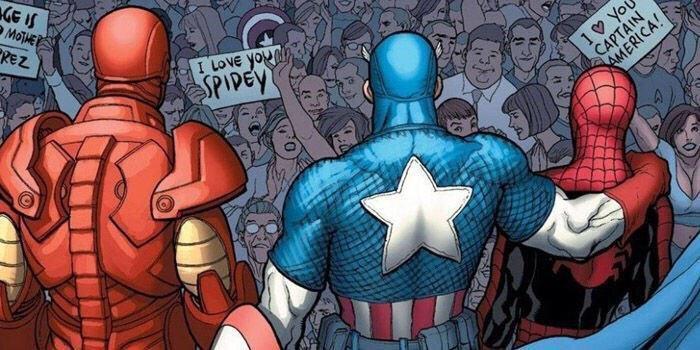 Spiderman Marvel 8