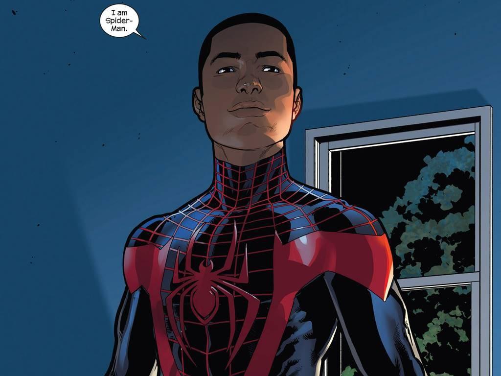 Spiderman Marvel 9