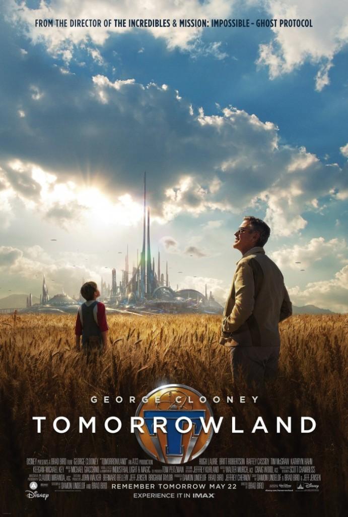 Tomorrowland poster
