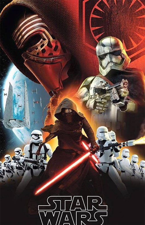 Star Wars The Force Awakens Art 5