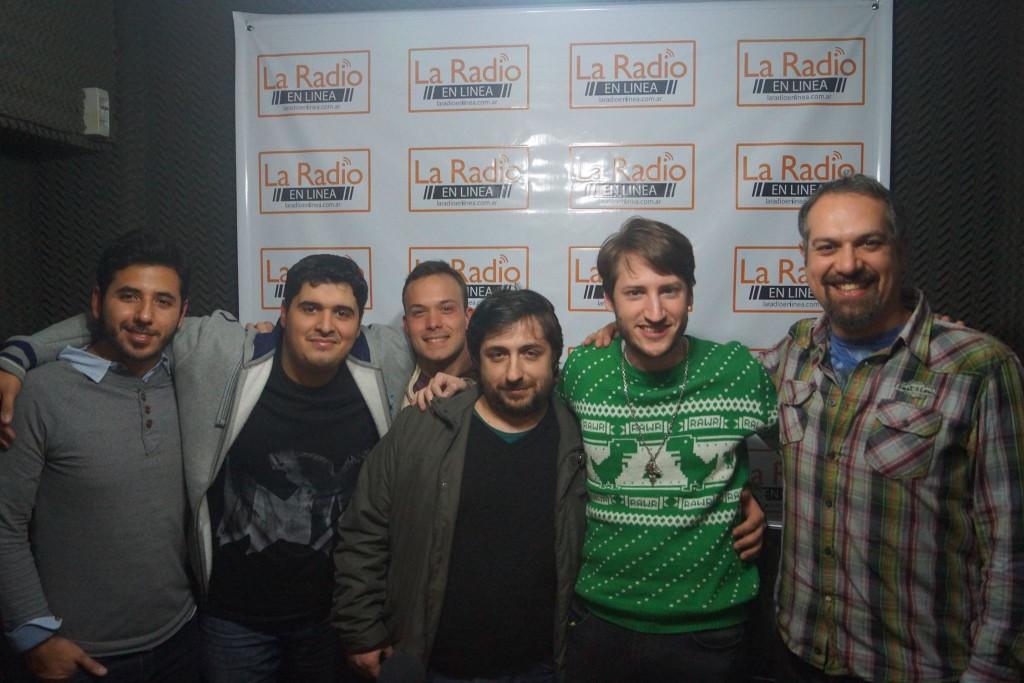 Revista Toma 5 Radio