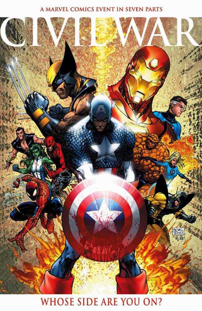¿Qué tan fiel será la adaptación de Civil War si a Marvel le faltan personajes importantes?