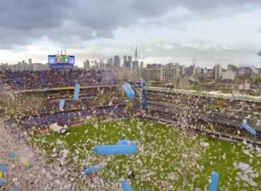 """""""Boca Juniors 3D, la película"""": Dieguitos y Mafaldas"""