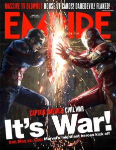 Capitan america Civil War Empire 6