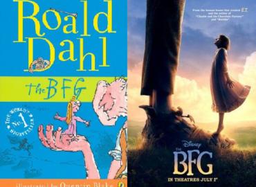 Adaptaciones literarias que llegan al cine (Vol. I)