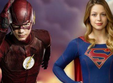 """El crossover de """"The Flash"""" y """"Supergirl"""" llega a Warner Channel"""