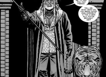 """""""The Walking Dead"""": ¿Quién interpretará a Ezekiel?"""