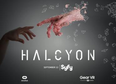 """Llega """"Halcyon"""" a Syfy, la primera serie de realidad virtual"""