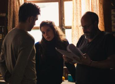 "Entrevista a Martín Hodara, director de ""Nieve Negra"""