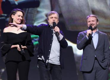 """""""Star Wars: Los últimos Jedi"""": Lo que dejó su paso por D23 Expo"""