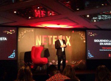 Directivos de Netflix visitaron Argentina para hablar de las producciones locales