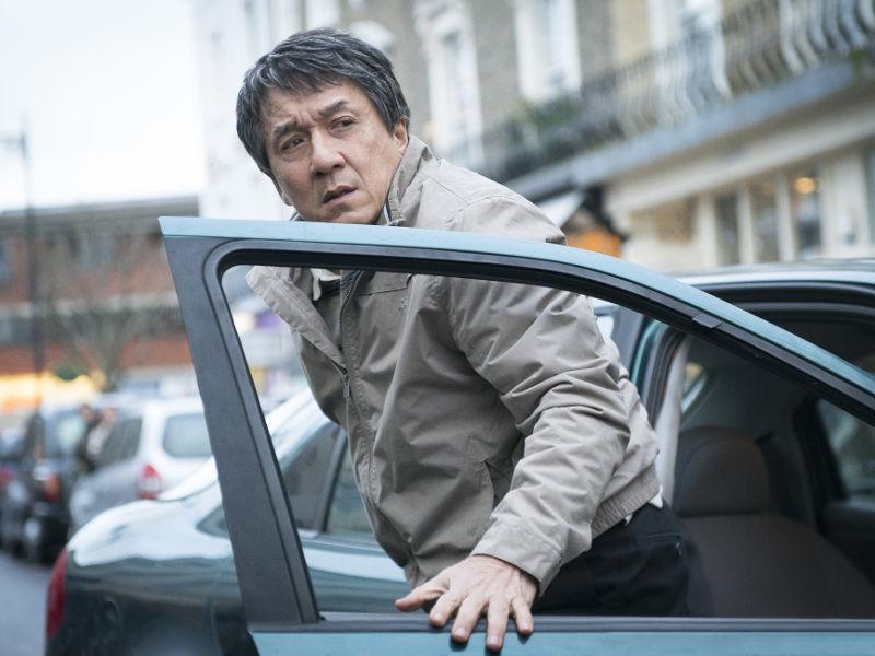 """""""El Implacable"""": Poca acción para ser un filme de Jackie Chan"""