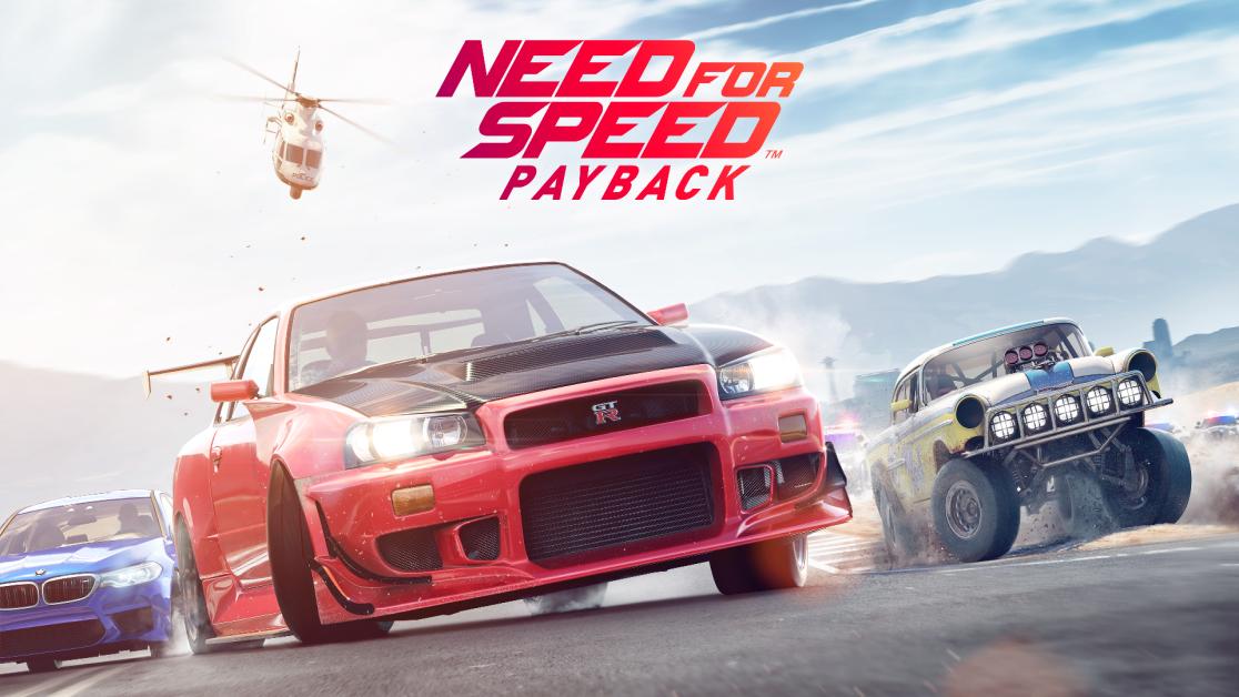 """""""Need for Speed Payback"""": La vuelta de un grande con historia"""