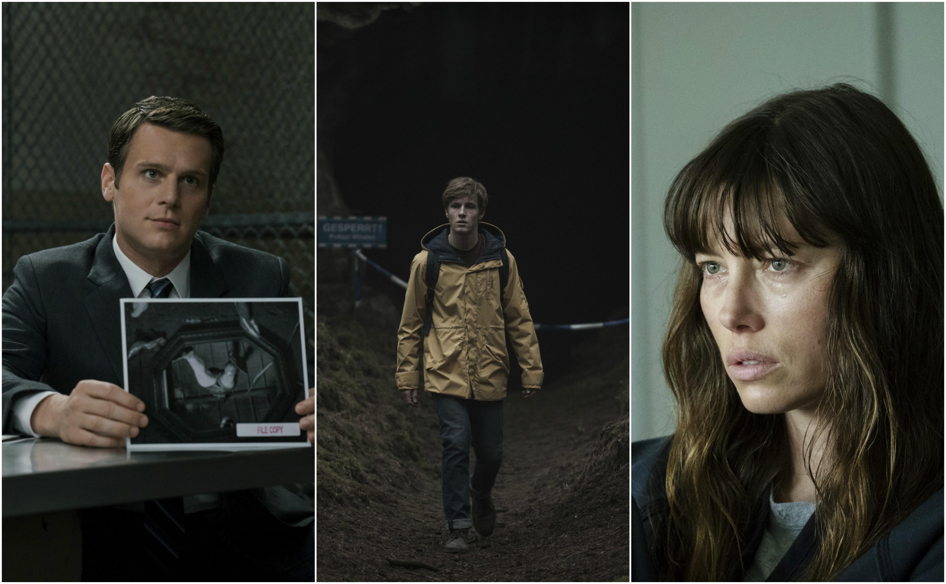 5 series de Netflix que no podes dejar de ver