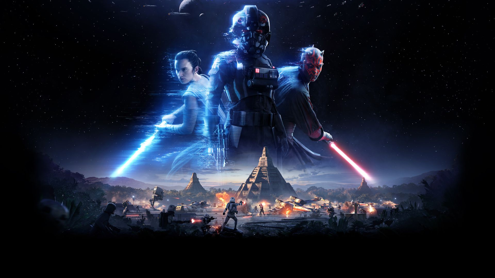 """Star Wars Battlefront 2"": Superese usted mismo"