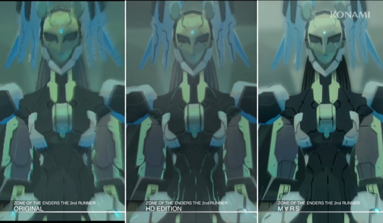 """Zone of the Enders: The 2nd Runner M∀RS"": Así se verá la nueva versión"