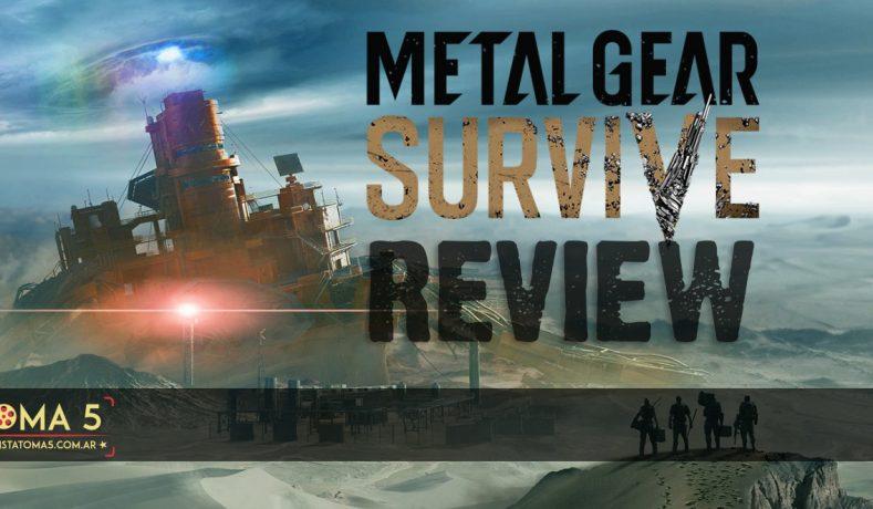 """Metal Gear Survive"": Nada sin Kojima"