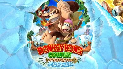 """Donkey Kong Country: Tropical Freeze"": Ahora me ves… y ahora no"