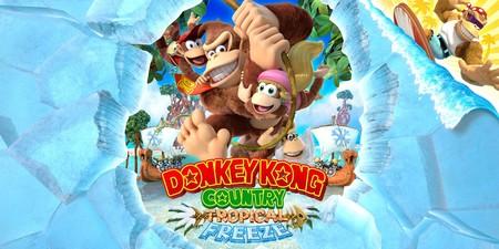 """Donkey Kong Country: Tropical Freeze"": Ahora me ves… y ahora no"