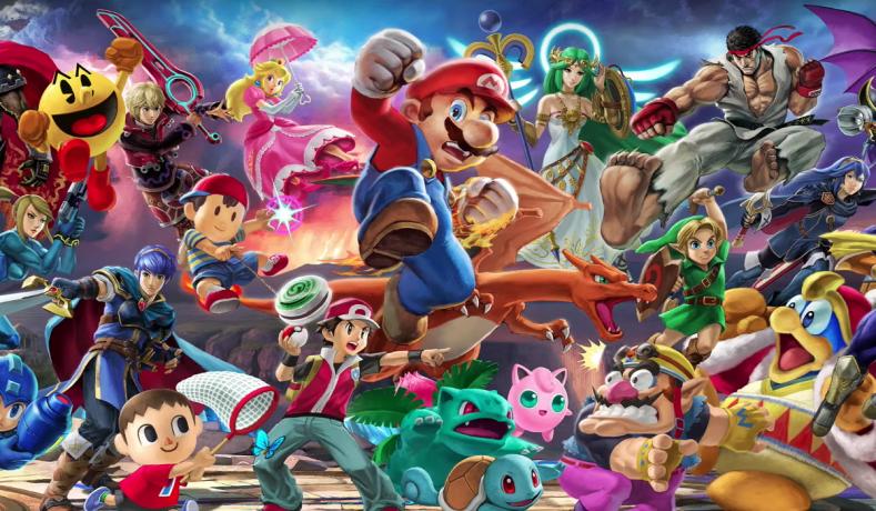 Smash Bros Ultimate: Poné los fideos que estamos todos