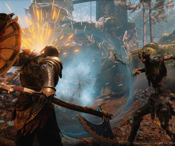 Modo New Game Plus de God of War está llegando este mes