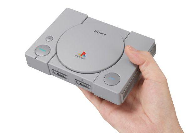 Playstation Classic fue anunciada: Si, ¿Sony se la iba a perder?