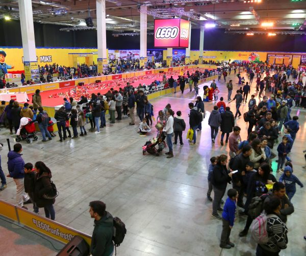 LEGO Fun Fest llega por primera vez a Argentina