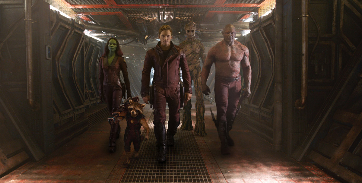 «Guardianes de la Galaxia»
