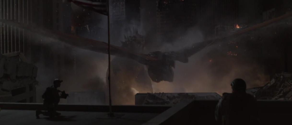 «Godzilla»