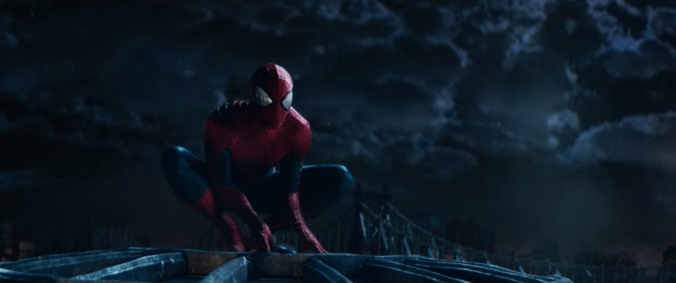 """""""El sorprendente hombre araña 2: La amenaza de Electro"""": El único"""
