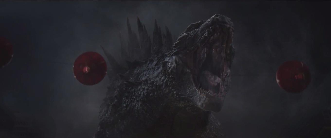 """""""Godzilla"""": El grito sagrado"""