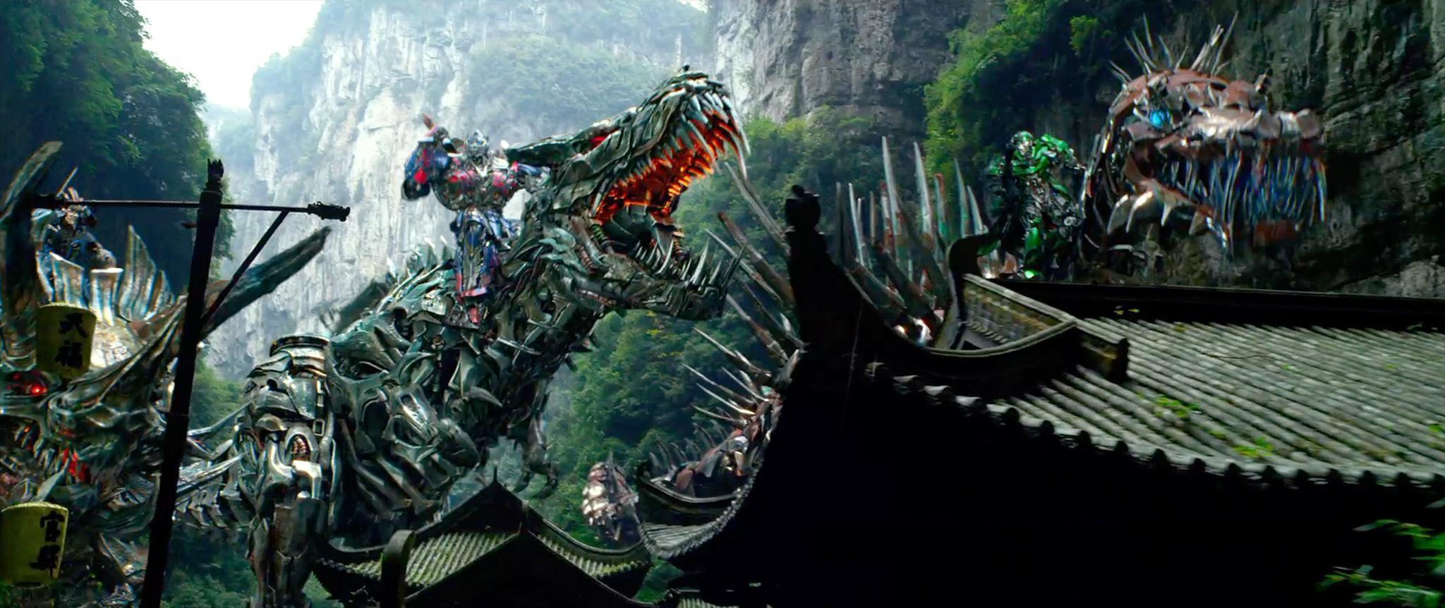 """""""Transformers: La era de la extinción"""": Necesitamos un nuevo líder"""
