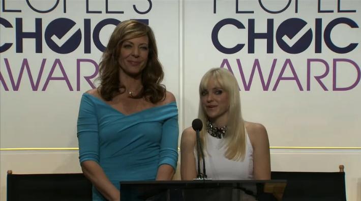 Los nominados para los People's Choice Awards son… (Series)